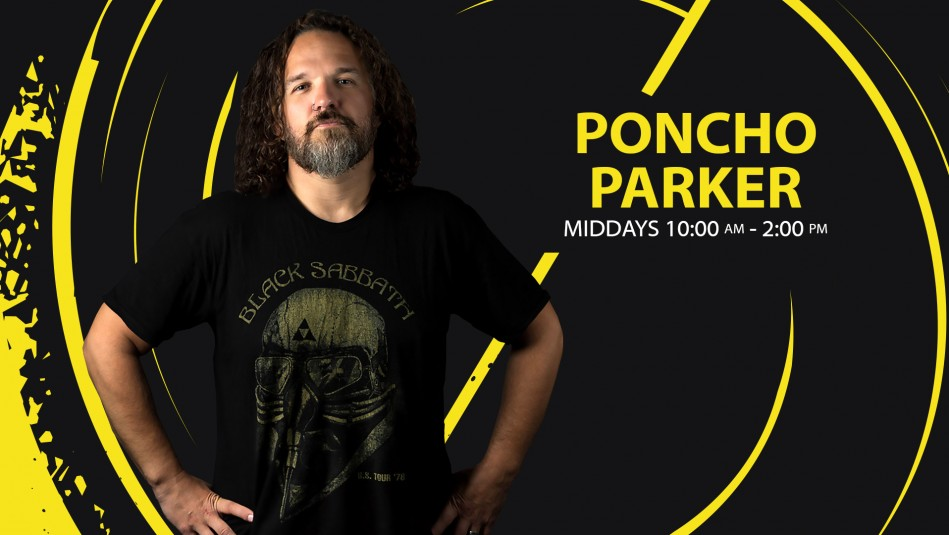 Middays With Poncho Parker Archives