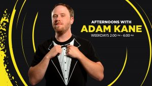 Afternoons with Adam Kane
