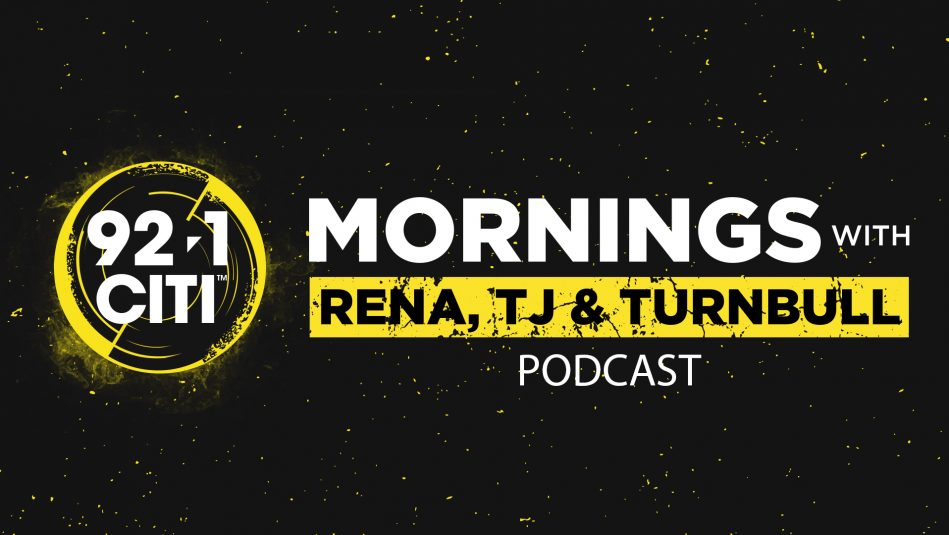 Mornings on 92.1 CITI Podcast