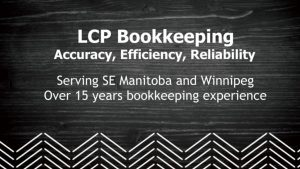 LCP Bookkeeping