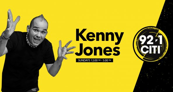 Kenny Jones